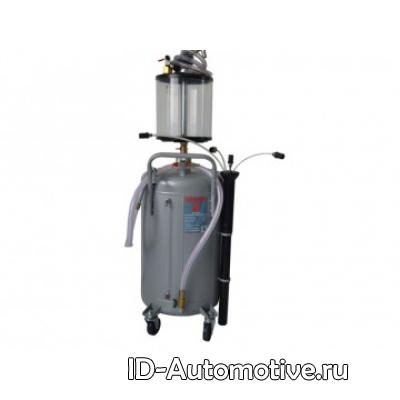 Установка замены масла 70л с предкамерой АА-3190