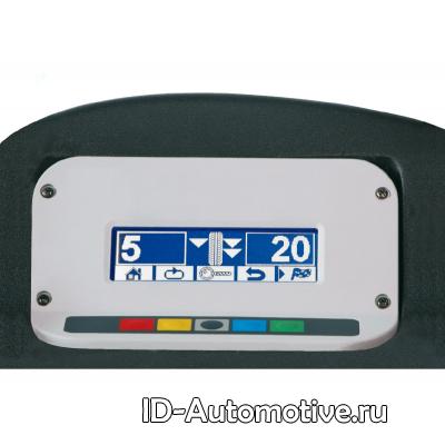 Балансировочный стенд с ручным вводом параметров G1.111H