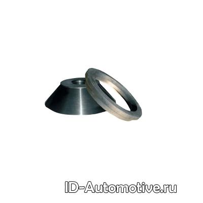 Комплект центровочный для 4х4, конус Ф95-Ф172мм, вал 40 мм, для CB1960B, CB1990B, A1A2.60