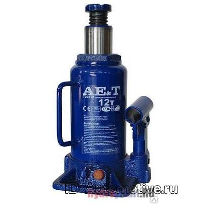 Бутылочный гидравлический домкрат AE&T Т20212