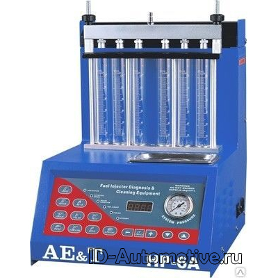 Установка для проверки с встроенной ультразвуковой очисткой HP-6A
