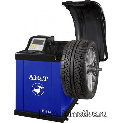 """Балансировка колес до 65кг, 10-24"""" для литых колес, автоввод 2 параметров В-823"""