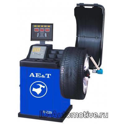"""Балансировка колес до 65кг, 10-24"""" для литых колес, автоввод 3 параметров В-829"""