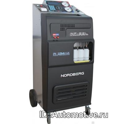 Автоматическая установка для заправки кондиционеров NF22L