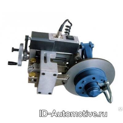 Станок для проточки тормозных дисков легковых автомобилей TD302+TD332M
