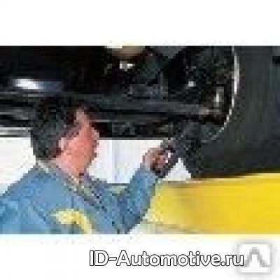 Стенд контроля состояния подвески и рулевого управления LMS20/2