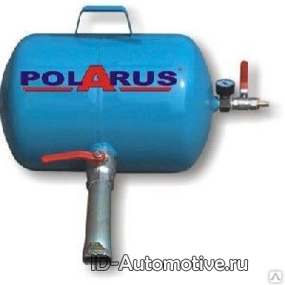 Бустер для взрывной накачки колес Polarus BL-35M (35 л)