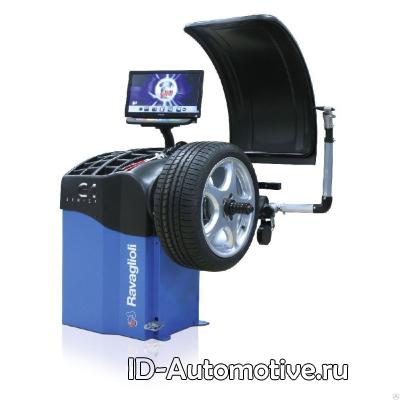 Балансировочный стенд полуавтоматический G4.140RS