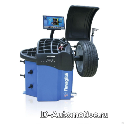Балансировочный стенд автоматический G7.340RS