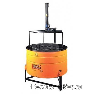 Ванна для проверки колес с пневмоприводом VL18