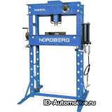 Пресс с пневмоприводом, усилие 45 тонн ECO N3645AL