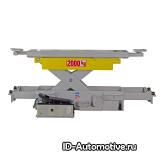 Траверса гидравлическая J20PNX с пневматическим приводом
