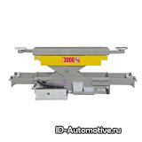Траверса гидравлическая J30PX с пневматическим приводом