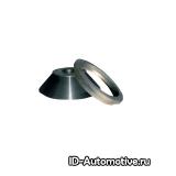Комплект центровочный для 4х4, конус Ф95-Ф172мм, вал 40мм, для CB1960B, CB1990B, A1A2.60