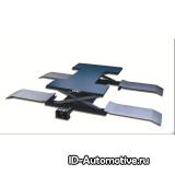Подъемник пневматический 2,5т TJ-1025