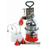 Установка для замены и прокачивания тормозной жидкости и системы сцепления