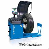 Балансировочный стенд для колес грузовых автомобилей Ravaglioli GTL4.140HС