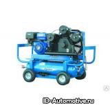 Компрессор с автономным приводом Remeza CБ4/C-90.V90.SPE390R/E ручной
