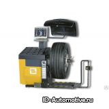 Стенд балансировочный для колес грузовых автомобилей Sice S 696