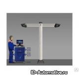 3D стенд сход-развал Техновектор V 7212 T 5 A
