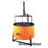 Ванна для проверки колес с пневмоприводом VL16