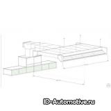 Пост подготовки к окраске без подогрева 20-014 (Plenum 6800 mm)