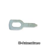 Кольцо прямое для вытягивания (100 шт.)