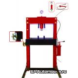 Пресс напольный гидравлический, ручной, усилие 40 т, ZX0901G