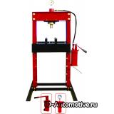 Пресс напольный гидравлический, ручной, усилие 30 т, ZX0901D