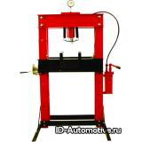 Пресс напольный гидравлический, ручной, усилие 50 т, ZX0901H