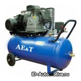 компрессор поршневой, ресивер 100л, производительность 530л/мин СБ4/С-100LB.40