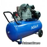 компрессор поршневой, ресивер 100л, производительность 360л/мин  СБ4/С-100АB.360А