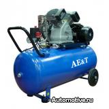 компрессор поршневой, ресивер 100л, производительность 420л/мин СБ4/С-100LB.30A
