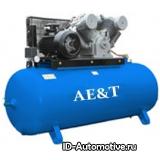 компрессор поршневой, ресивер 500л, производительность 1400л/мин СБ4/Ф-500LТ.100