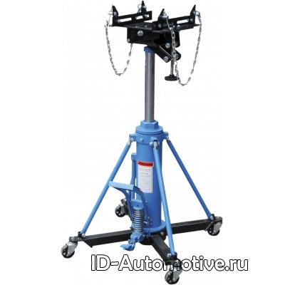 SD0301A стойка трансмиссионная со столом на 1000 кг.