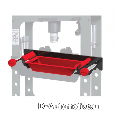 Пресс 10 т настольный с ручным приводом PRS10_grey