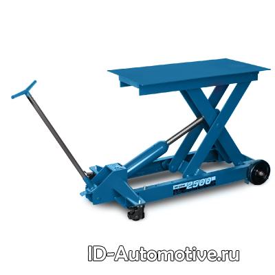 Платформа подъемная передвижная с гидравлическим приводом, г/п 650 кг ME-650