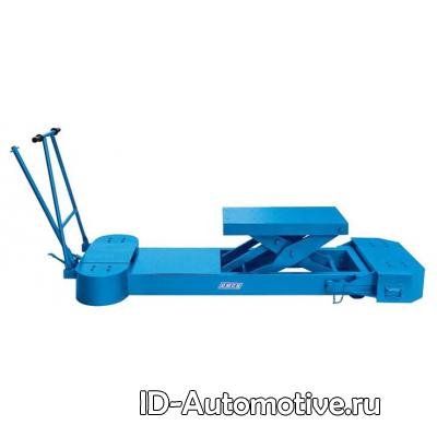 Тележка гидравлическая подкатная для агрегатов трансмиссии 200