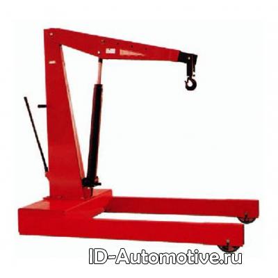 Кран гидравлический Werther W105 (OMA 582), г/п 1500 кг
