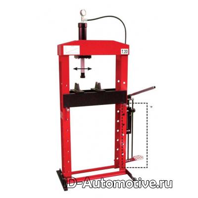 Пресс гидравлический напольный Werther PR15/PM (OMA653B) 15 т