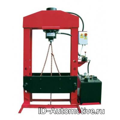 Пресс электрогидравлический Werther PRM150 (OMA 667) 150 т