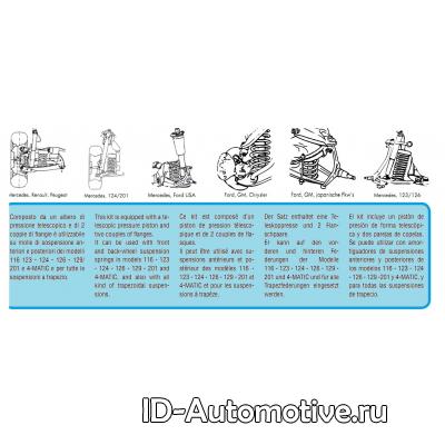 Пресс переносной TopAuto-Spin (Италия) SS0030