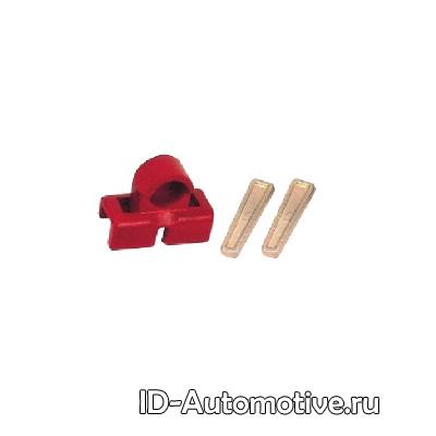 Опора дополнительного гидроцилиндра крепящегося на раму стапеля, D104112