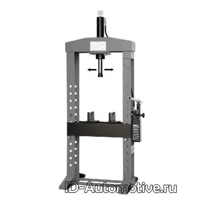 Пресс гидравлический напольный Werther PR10/PM (OMA651B), 10 т, серый