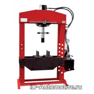Пресс электрогидравлический Werther PRM200PM, 200 т с подвижным цилиндром