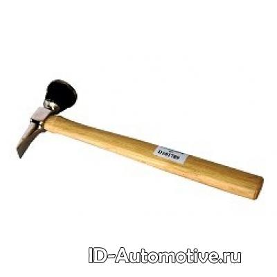 Рихтовочный молоток с амортизатором, диаметр головки 41mm, длина 295mm, D101789