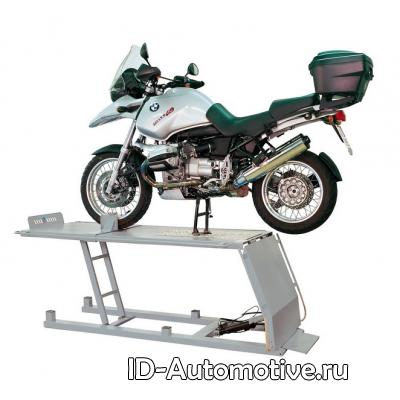 Подъемник для мотоциклов электрогидравлический KP 1394P