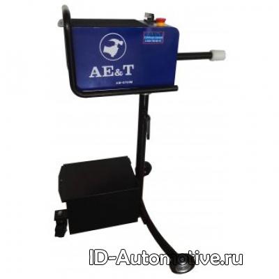 Станок для проточки тормозных дисков AM-8700M  без снятия с автомобиля