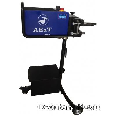 Станок для проточки тормозных дисков AM-983M  без снятия и снятых с автомобиля