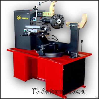 Станок для правки литых и стальных дисков KONIG 75 00 MASTER